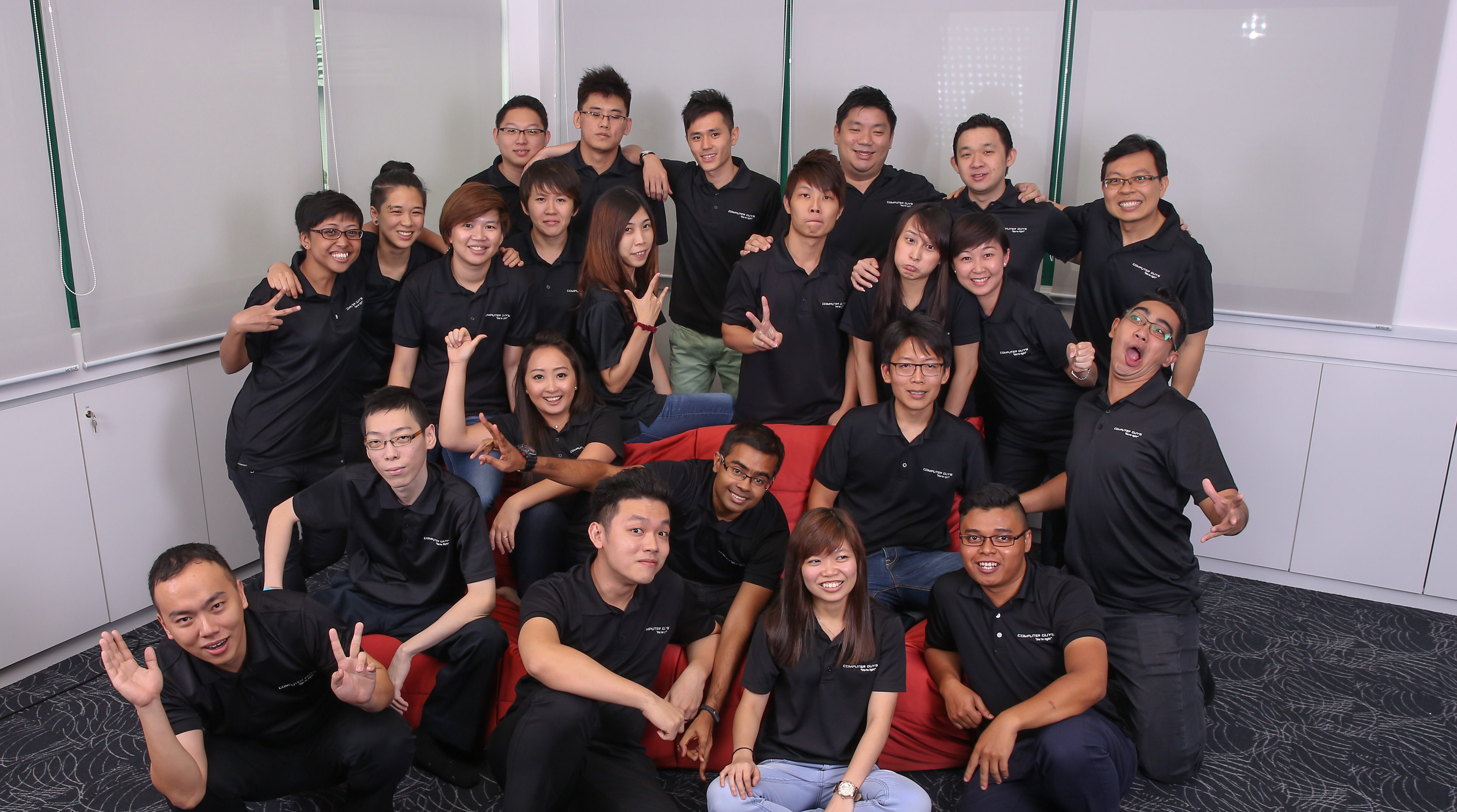 Singapore Computer Guys Pte Ltd